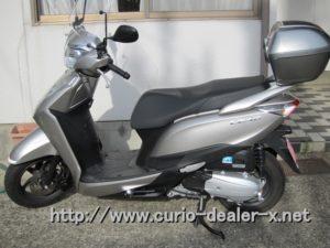 Hondaリード125[2016年モデル]
